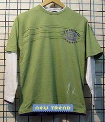 Linen Shirts & T-shirts Men Clothing / Men Apparel/ Men Garment
