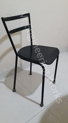 Black Restaurant Chair