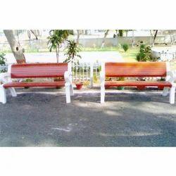 Outdoor RCC Garden Bench
