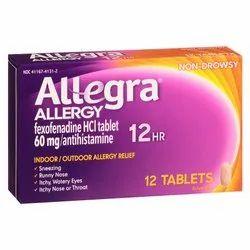 Allegra (Fexofenadine HCL)