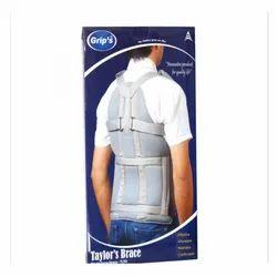 Tylors Brace or SHIELD Spine Brace Long