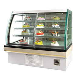 Stainless Steel Cake Display Counter