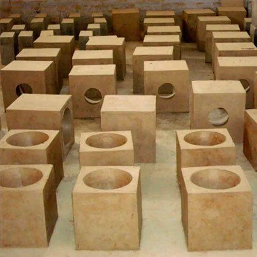 Refractory Burner Blocks, Packaging Type: Wooden Pallet ...