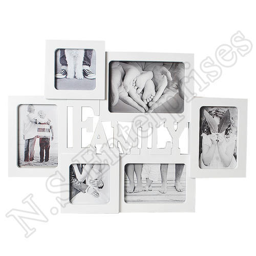 Cf-15 Family Photo Collage Frame at Rs 395 /piece+gst   Fort ...