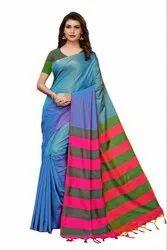 New Design In Cotton Saree