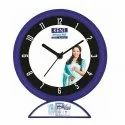 Kent Logo Printed Promotional Table Stand Clock