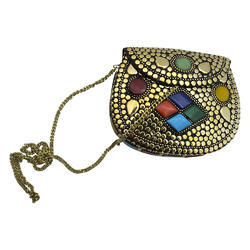 Stone Chip Bag(Handicraft handbag)