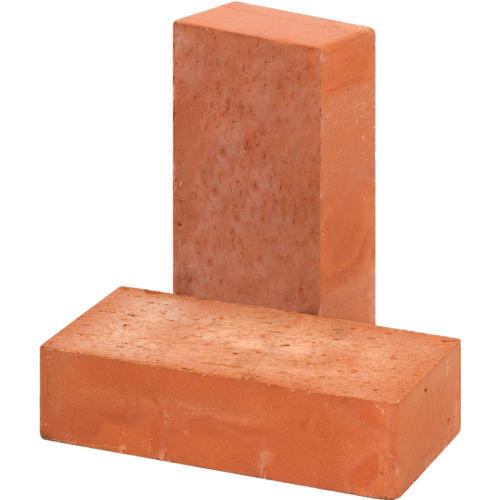 Unique Side Walls Red Construction Bricks, Size (Inches): 3-5/8'  x 2-3/4'  x 7-5/8'