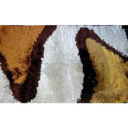 Multicolor Floor Shag Carpet