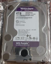 WD Purple 4 TB SATA INTERNAL Hard Disk