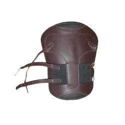 Brown Leather Tandan Boot, For Horse Riding