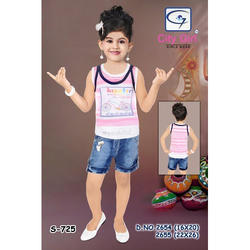 Girls Dress Set, Size: (16x20)(22x26)