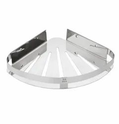 Stainless Steel 304 C-shape SS 304 C-Corner Self, Size: 9*9, 1
