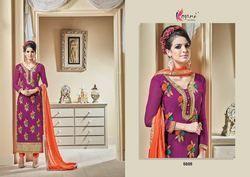 Embroider Stylish Fancy Salwar Suit