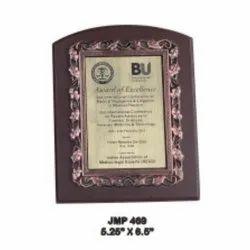 JMP 469 Award Trophy