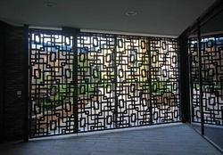 Laser Cut Doors Laser Cut Screens and Panels