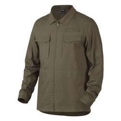 Mens Plain Full Sleeve Jacket