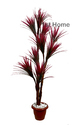 Artificial Pink Yucca Plant