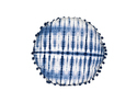 Shibori Tie & Dye Round Cushion Cover