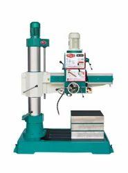 Allgeared Radial Drill Machine