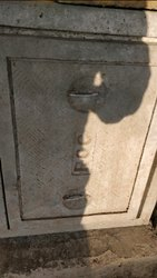 Cement Manhole Cover