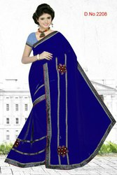 Designer Wear Saree