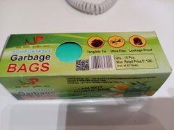 Compostable Garbage Bag Roll (17x19)