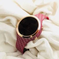 Fossil Round Ladies LED Watches