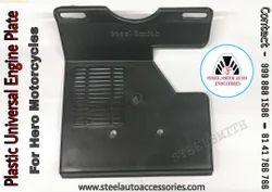 Plastic Engine Plate
