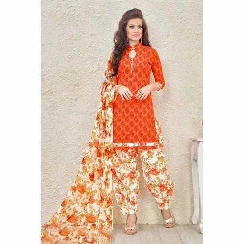 a7a9db4748 Multicolor Patiala Salwar Suit, Rs 250 /piece, GKS Overseas   ID ...