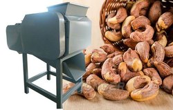 Automated Cashew Grinder Machine