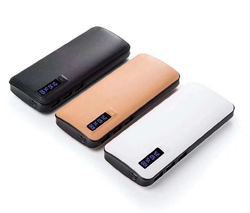 Leather Texture Power Bank