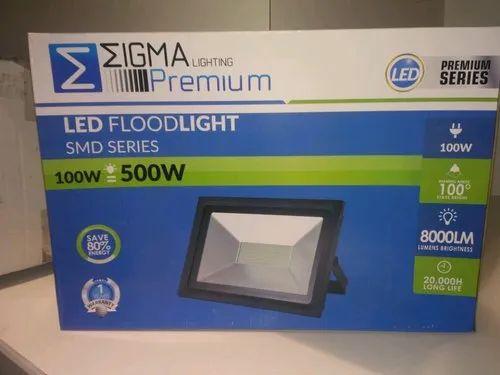 Sigma Lighting Premium Manufacturer Of Led Flood Light
