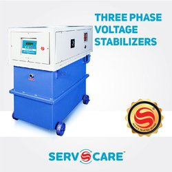 Three Phase Servo Voltage Stabilizers
