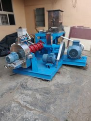 Fully Automatic Fish Feed Process Line