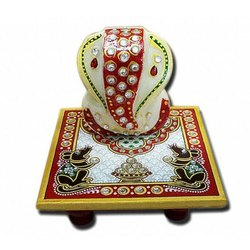 Marble Ganesh Chowki Wholesaler Amp Wholesale Dealers In India