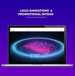 Computer Generated Logo Animation