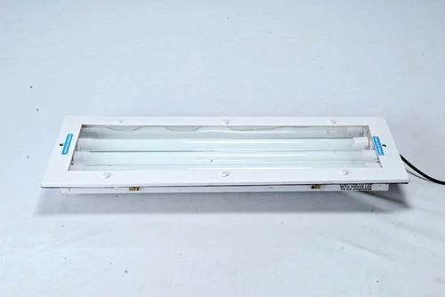 Best Methods For Cleaning Lighting Fixtures: 3x36WATT T-8 Cleanroom Fixture
