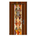 Printed Wooden Door