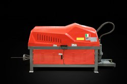 Red Automatic Decoiler and Cutting Machine ICARO