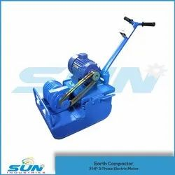 2 Ton Earth Compactor