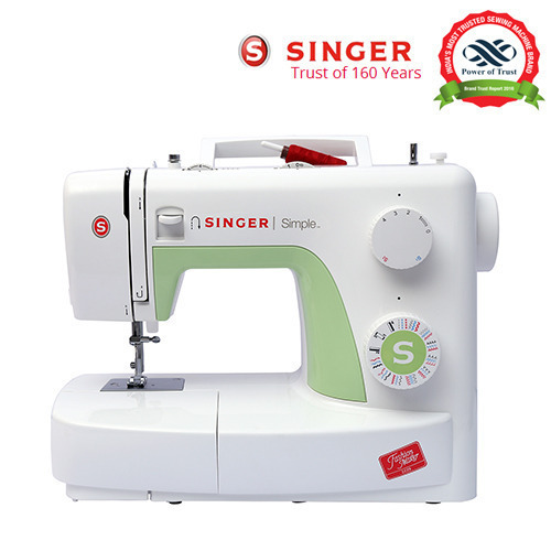 Singer FM 40 Simple Motorised Zig Zag Sewing Machines At Rs 40 Beauteous Simple To Use Sewing Machine