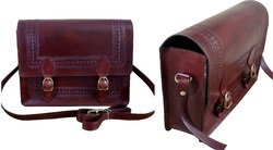 Handmade Leather Satchel Bags