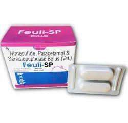 Nimesulide & Paracetamol Serratiopeptidase Bolus