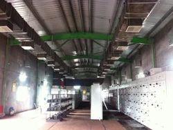 Air Handling Unit for Server Room