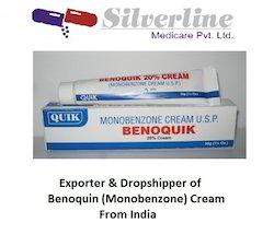Benoquin (Monobenzone) Cream