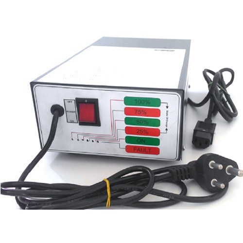 E Rickshaw Battery Charger Manufacturer From Faridabad