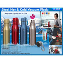 Hot & Amp Cold Flask H-062