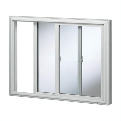 Aluminum Frame Two Way Sliding Windows at Rs 185 /square feet ...
