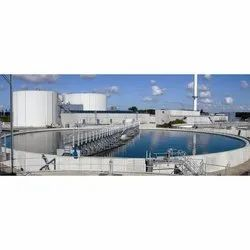 Industrial Wastewater Treatment Process